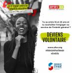 Volontaire à l'AFEV