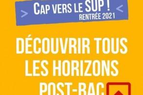 Cap vers le Sup : le guide d'orientation après le baccalauréat de La Région Occitanie