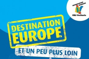 Envie de vivre une expérience à l'étranger ? Le guide Destination Europe est fait pour vous !