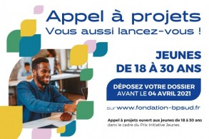 Prix initiative jeunes avec la Fondation BP SUD