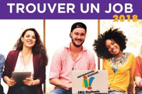 Guide trouver un job 2018 CRIJ Occitanie