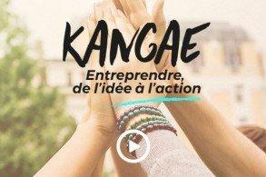 Kangae, le site qui cultive l'esprit d'entreprendre chez les 15-25 ans