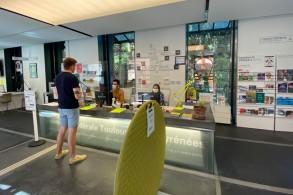 L'Accueil - Welcome Desk pour les étudiants et chercheurs de l'Académie de Toulouse