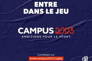 La Coupe du Monde de Rugby France 2023 recrute 90 apprentis dans les 9 villes-hôtes dès la rentrée !