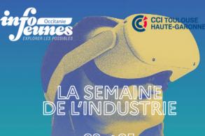 La semaine de l'Industrie au CRIJ à Toulouse