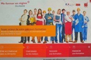 Me former en région Occitanie