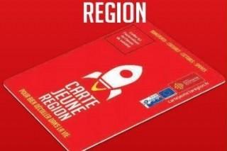 Carte Jeune Région