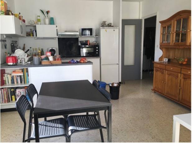 cuisine et salle a manger